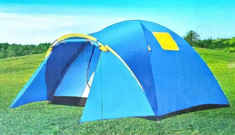 Палатка трёхместная Lanyu 2712 (LY-2712), фото 2