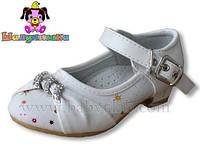 Нарядные туфли на каблучке Шалунишка р.25