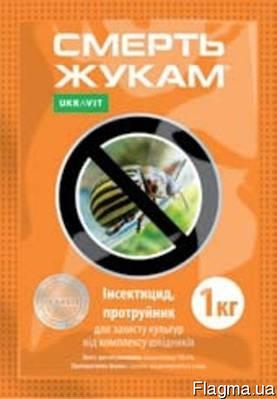 Инсектицид Смерть жукам, ВГ