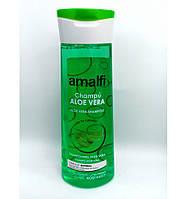 Шампунь для нормального типа волос Amalfi Champu Aloe Vera 400мл/ 85-1