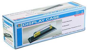 Демонстрационный дисплей (прозрачный футляр для хранения моделей) 257x66x60 мм. MASTER TOOLS 09803