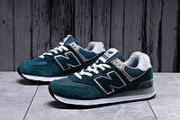 Кроссовки мужские 17782 ► New Balance  574, зеленые . [Размеры в наличии: 41], фото 1