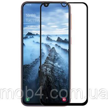 Защитное стекло для Samsung Galaxy (Самсунг) A40 (На весь экран)