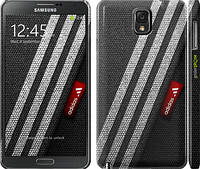 "Чехол на Samsung Galaxy Note 3 N9000 Adidas v6 ""1099c-29"""