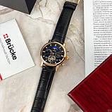 Мужские часы Brücke J025 Black-Cuprum, фото 6