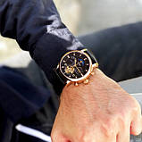 Мужские часы Brücke J025 Black-Cuprum, фото 7