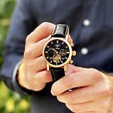 Мужские часы Brücke J025 Black-Cuprum, фото 8