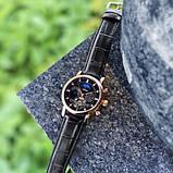 Мужские часы Brücke J025 Black-Cuprum, фото 9