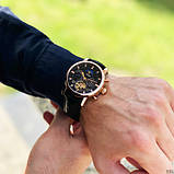 Мужские часы Brücke J025 Black-Cuprum, фото 10