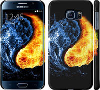 "Чехол на Samsung Galaxy S6 G920 Инь-Янь ""1670c-80"""