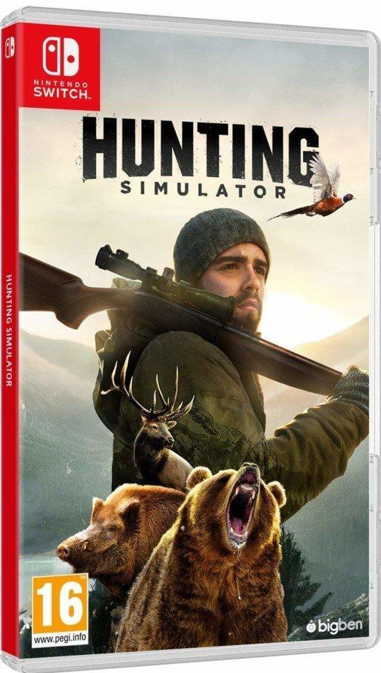 Hunting Simulator (англійська версія) Nintendo Switch