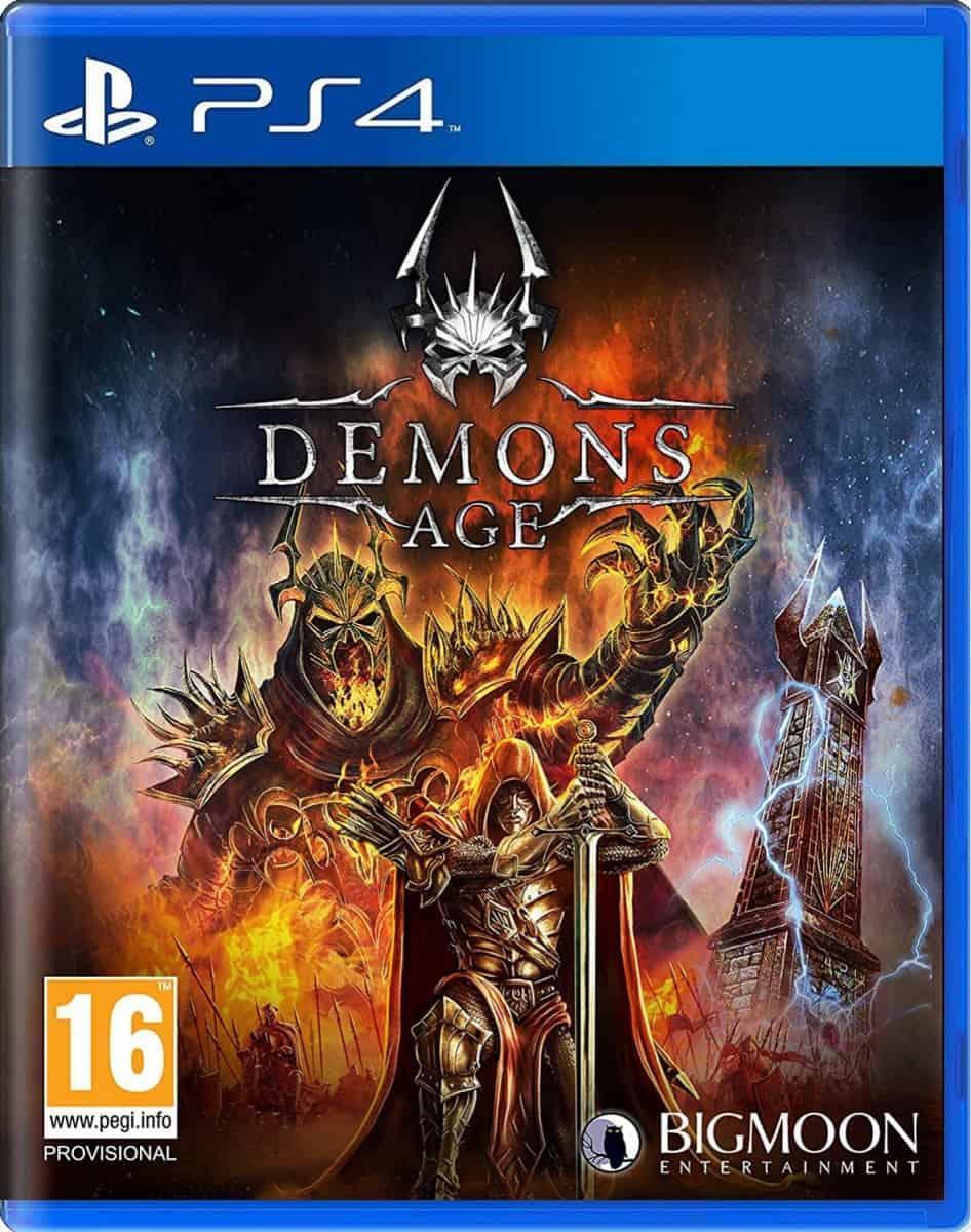 Demons Age (англійська версія) PS4