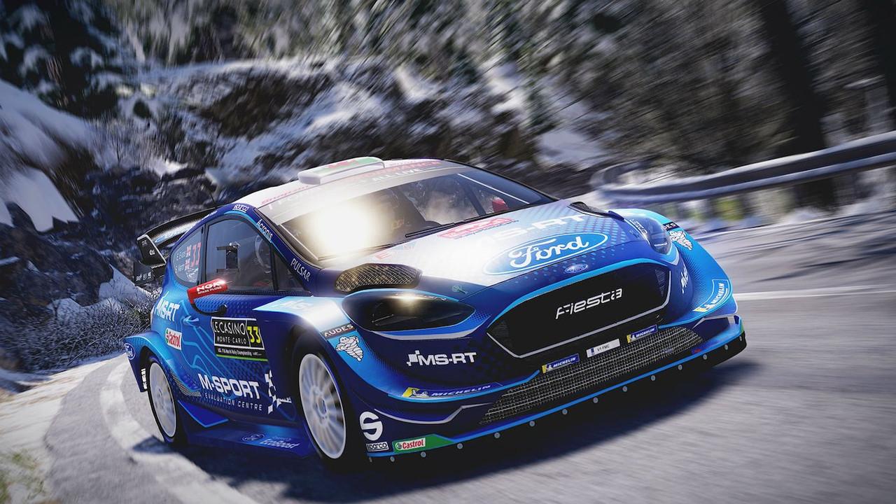 WRC 9 (англійська версія) PS4 2