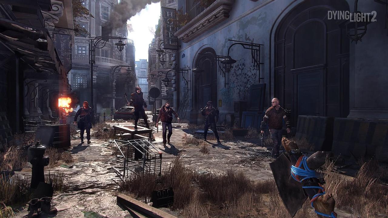 Dying Light 2 (російська версія) PS4 2
