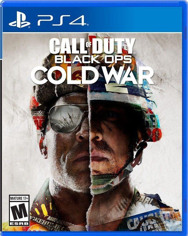 Call of Duty Black Ops Cold War (російська версія) PS4