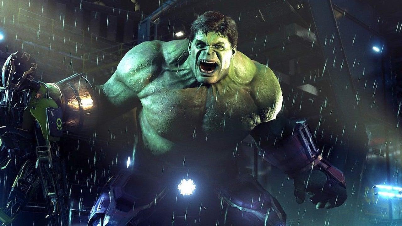 Marvel Avengers Deluxe Edition (англійська версія) PS4 2