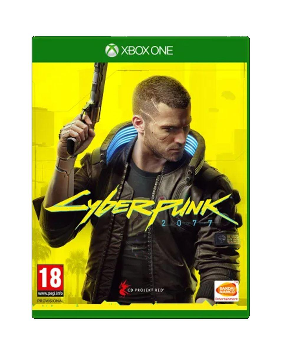 Cyberpunk 2077 (русская версия) Xbox One