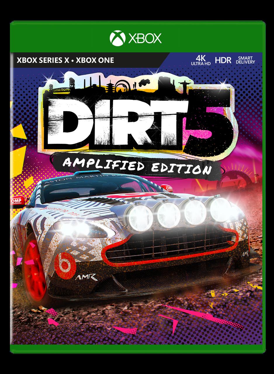 Dirt 5 (англійська версія) Xbox One