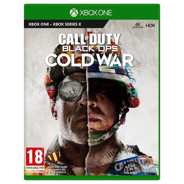 Call of Duty Black Ops Cold War (російська версія) Xbox One