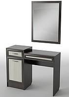 """Будуарный столик """"Феликс"""" размеры зеркала ― 600х800 мм."""