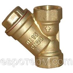Фильтр грубой очистки вода 1