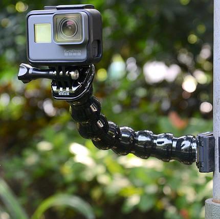 Трубчастий кріпильний кронштейн для камери 32 см GoPro7 /6 / 5, фото 2