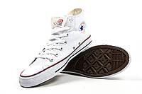 Кеди високі Converse ALL STAR white