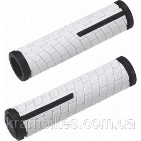 Грипсы BBB - DualGrip, BHG-06 125 mm Чёрно-белые