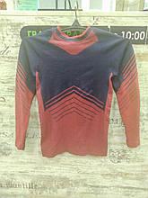 Термокофта унісекс Crivit Sports - розмір S, Синій/Червоний