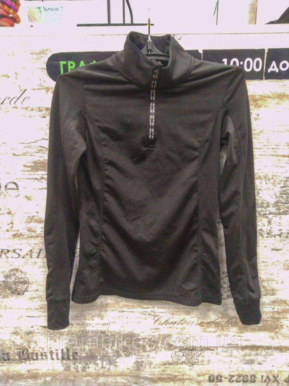Велокофта Crivit Sports - размер S,M,L, Чёрный/Серый