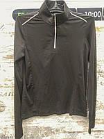 Велокофта Crivit Sports - размер М, Чёрный/Серый