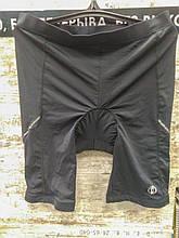 Велошорти з памперсом Crivit Sports - розмір XL, Чорний