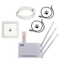 Готовый 4G WiFi комплект в частный дом или дачу (скорость до 150 Мбит/c)