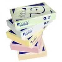 Бумага R COPY COLOR А4 80г/м2 500 листов ваниль пастель