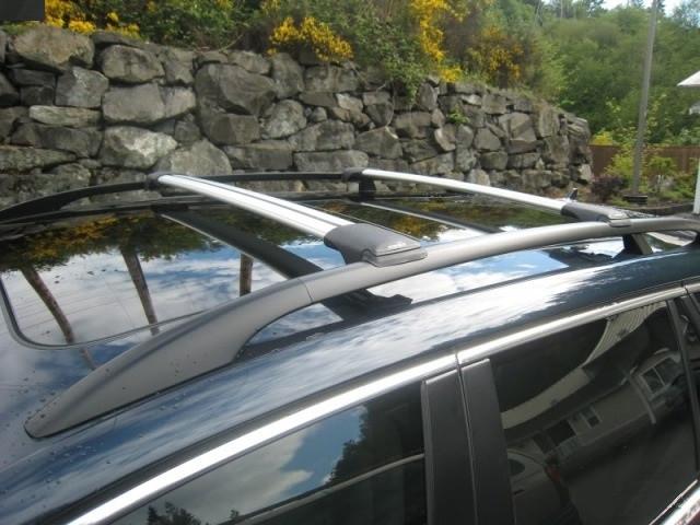 Рейлінги на дах (Багажники на дах)
