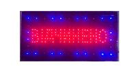 """Светодиодная LED вывеска """"Відчинено"""" 48 Х 25 см."""