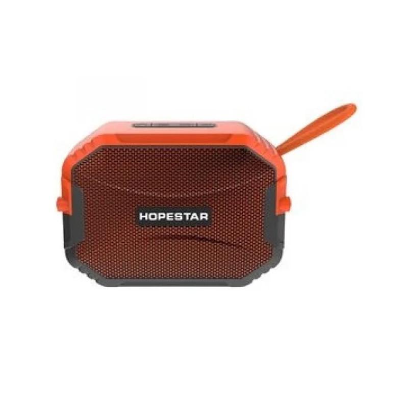 Портативная Bluetooth колонка Hopestar T8 IPX6, Оранжевая