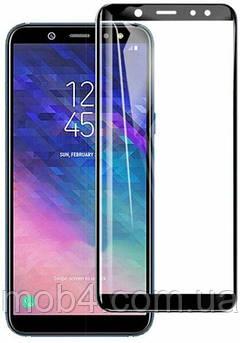 Защитное стекло для Samsung Galaxy (Самсунг) A60 (На весь экран)