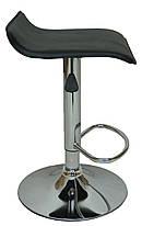 Барный стул хокер Bonro B-688 черный, фото 2