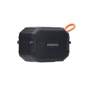 Портативная Bluetooth колонка Hopestar T8 IPX6, черная, фото 2