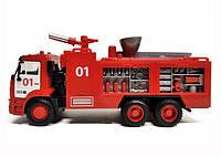 Пожарная машина Автопарк 9642B, фото 1
