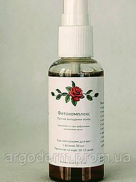 Фитокомплекс против выпадения волос с экстрактом корня аира