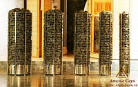 Электрическая печь каменка Sawo Tower TH6 10,5 кВт