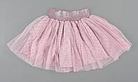 {есть:104,110,116} Юбка для девочек,  Артикул: AGT124-розовый [116]