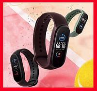 Фитнес браслет Xiaomi Band M5 smart watch Mi Band 5 Черный Сяоми