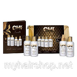 "Набор ""Кератиновое восстановление"" CHI Keratin Travel Kit"