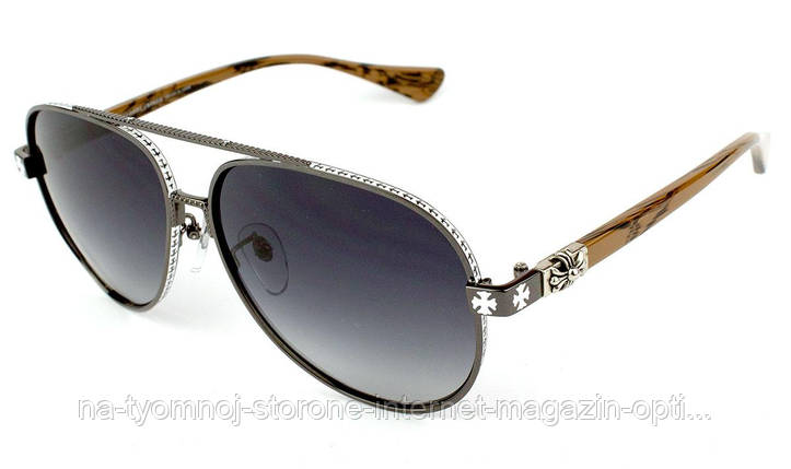 Солнцезащитные очки Chrome Hearts luxury copy PAINAL II SS GH 1, фото 2