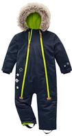 Зимний термокомбинезон Topolino Тополино для мальчика 80, 86, 92 см сдельный синий, фото 1