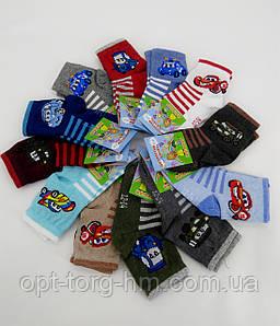 Детские носки Микс 14-16 (22-25 обувь)