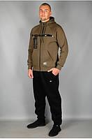 Зимовий Чоловічий спортивний костюм Puma 5475 Хакі